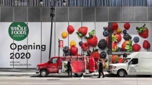 Neue Struktur fürs US-Lebensmittelgeschäft: Macht Amazon seinen Lieferdienst Fresh zur stationären Supermarktkette?