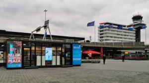"""""""Nano Store"""" am Amsterdamer Flughafen: So funktioniert Albert Heijns kassenloser Amazon-Go-Konkurrent"""