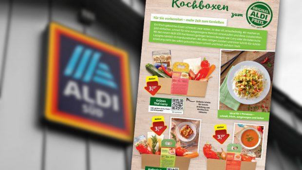 Aldi Kochbox
