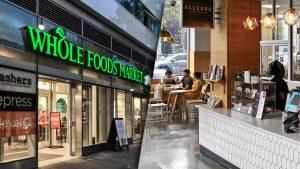 Wie Amazons neue Supermarktkette in Los Angeles aussieht und warum Whole-Foods-Cafés zu Lagerflächen werden