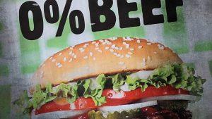Burger King kann kein Veggie – und von Ikea bis Disney gibt's bald überall Pflanzen-Fleisch