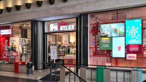 Snack & Collect: So locken Delhaize Fresh Atelier und Carrefour express in Brüssel zum Lebensmittel-Abholeinkauf