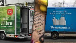 Nix dazu gelernt? Der deutsche Online-Lebensmittelhandel ist auch für den zweiten Corona-Kundenansturm nicht ausreichend gewappnet