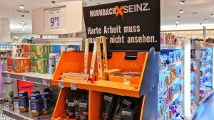 Handelsmarken-Diversifizierung: dm verbrüdert sich für SEINZ mit Hornbach, Edeka dehnt Budni