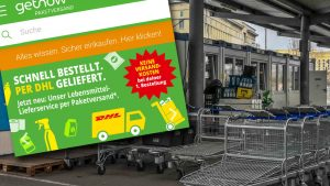 Pilotprojekt: Getnow testet bundesweiten Lebensmittel-Versand per DHL-Paket