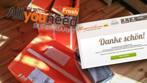 Bünting kauft Allyouneed Fresh von Delticom und stellt die Marke zu Gunsten von myTime ein
