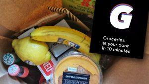 Der rollende Supermarkt: Gorillas verspricht die 10-Minuten-Lebensmittel-Lieferung in Berlin