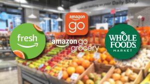 Multimarkenstrategie mit Fresh, Go, Whole Foods: So will Amazon zum Schwergewicht im Lebensmittelhandel werden