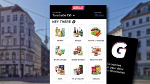Größerer Lieferradius, lokaleres Sortiment: Gorillas erweitert die Lebensmittel-Blitzlieferung in Berlin