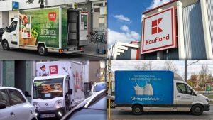 Kampf der Systeme: Wie positionieren sich Edeka, Rewe und Kaufland bis 2025 im Online-Lebensmittelhandel?