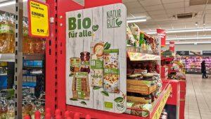 Design-Auffrischung: Penny positioniert Naturgut endgültig als Bio-Eigenmarke