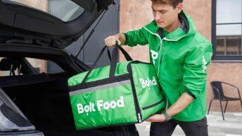 Konkurrenz für Lieferando: Uber Eats und Bolt Food nehmen Anlauf für Deutschland