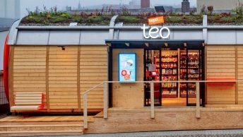 11 Dinge, die Sie über Teguts Minimarktkonzept Teo wissen sollten