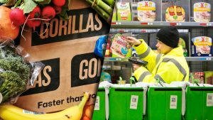 Gorillas vs. Amazon Fresh – wer liefert ab?