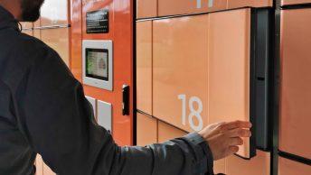 Einmal hin, alles drin: So funktionieren Rewes Abholstationen für Online-Einkäufe