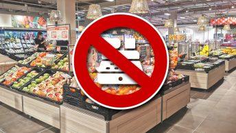 Sterben die Supermarktkassen aus? Teil 4: Wie Pick & Go den Einkaufsalltag auf den Kopf stellt
